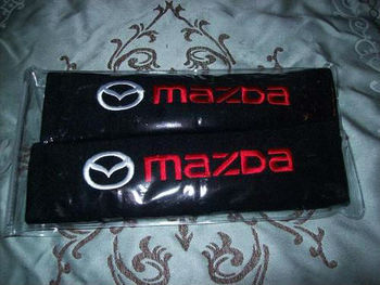 wholesale Mazda 3 5 6 MPV TT Seat Belt Cover Shoulder Pad Cushion (2 pcs)