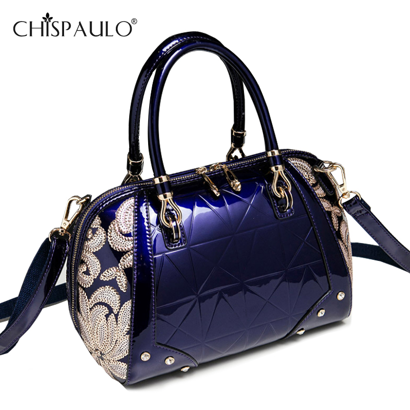 Original New Belt Handbag Totes Shoulder Party Bag Thread Women