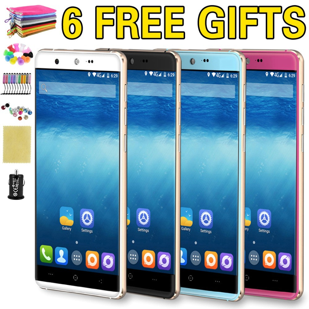 Original KINGZONE N5 Smartphone 5'' HD 13MP Cam Android 5.1 4G FDD-LTE Mobile Smart Phone MTK6735 Quad Core 2GB RAM 16GB ROM GPS(China (Mainland))