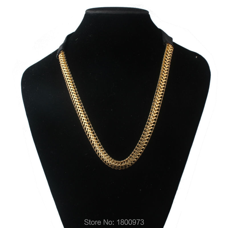 Cheap Costume Jewelry Gold Color Alloy Chokers Necklace Muslim For Women Middle East Iran Arabic Style(China (Mainland))