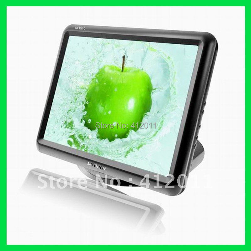 New Arrival! Intel Atom D525 1.8GHz HDD SATA 320GB 2GB DDR 3 All In One Touch Screen POS System(China (Mainland))