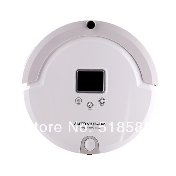 (Free Shipping To KZ By DHL)Automatically Home Appliance Robot vacuum cleaner for Floor Cleaning(China (Mainland))