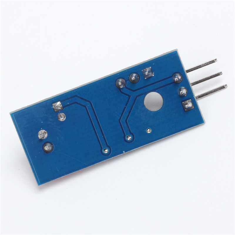 LED Flashing Alarm Module High/Low Level Trigger Flash Warning For Arduino