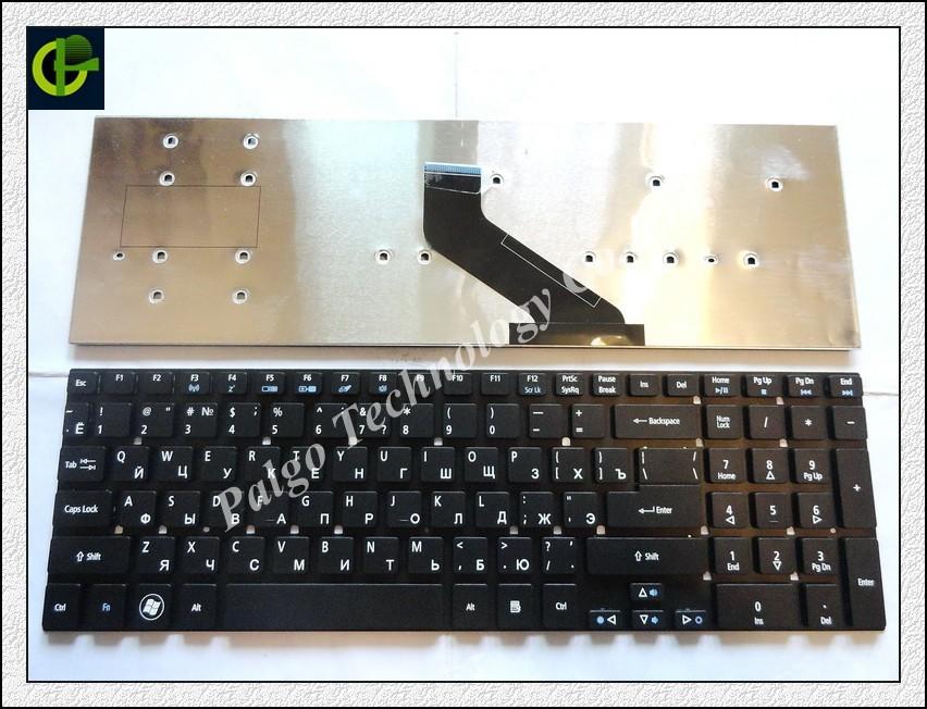 Гаджет  Russian Keyboard for Acer Aspire 5830 5830G 5830T 5830TG 5755 5755G Gateway NV55 NV57  BLACK RU version None Компьютер & сеть