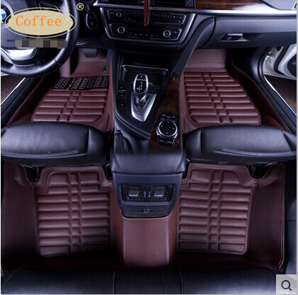 High quality &amp; Free shipping! Custom special floor mats for Honda Civic 2011 Easy to clean durable carpets for Civic 2010-2004<br><br>Aliexpress