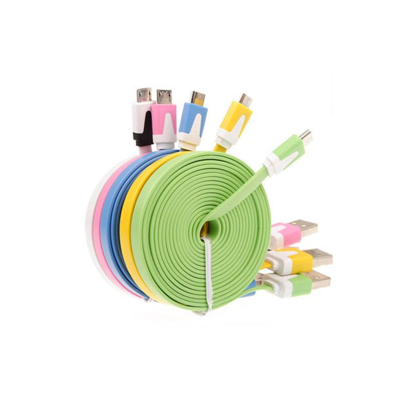 Hot sale USB 2.0 Cable Data Sync Charger 2A high quality cable for Samsung Galaxy Xiaomi HTC Sony Cell Phones #73(China (Mainland))