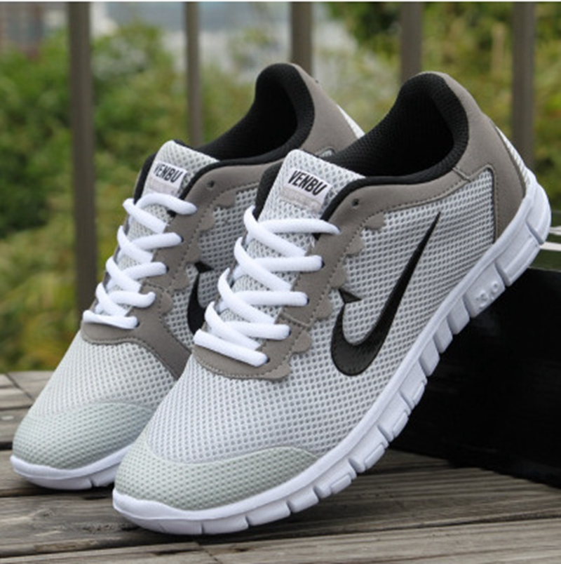 Fashion Sport Shoes Men 2016 Summer Breathable Brand Casual Outdoor Comfortable Woen Plus Size 36-47 - REETENE store