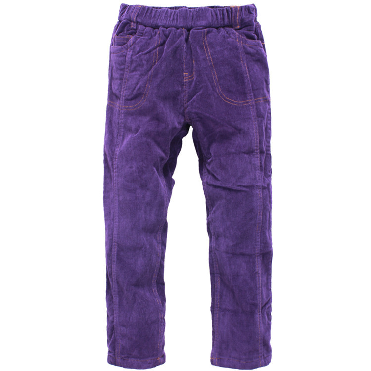 2015 spring and autumn new style baby girls fashion corduroy pants little girls casual long trousers YGK30535(China (Mainland))