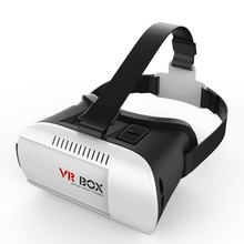 2015 Hotsale 3D cardboard VR BOX Version VR Virtual Reality Glasses 3d movies and 3d Games
