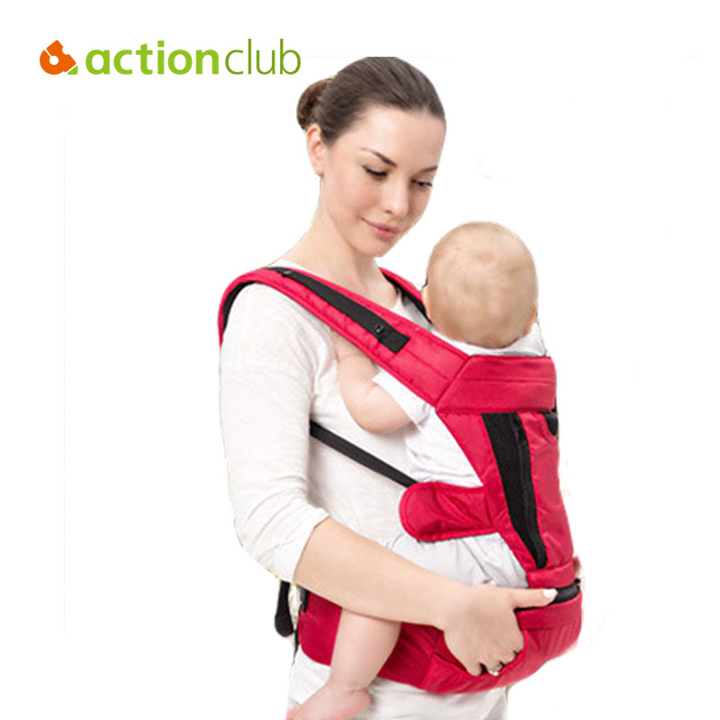 Baby Carrier Ergonomic Sling Mochila Infantil Menino Hipseat Backpack Wrap 360 Infant Canguru