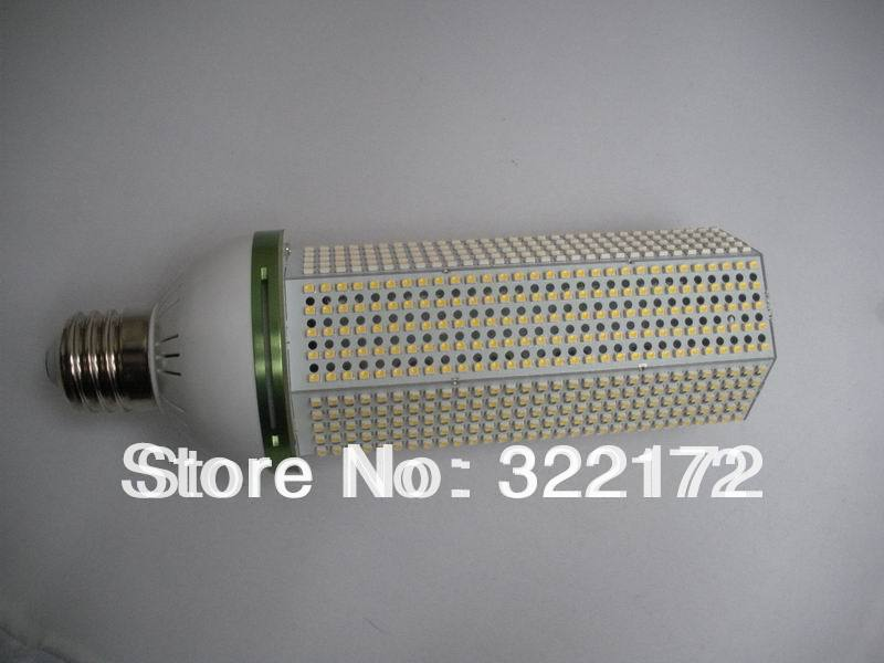 60W E27 LED Corn Light Bulb 960Pcs SMD 3528 Lamp AC 85V~265V Cool White 360Degree For Retail/Pcs Free Shipping(China (Mainland))