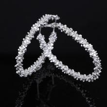 Hot Sale New Fashion Jewelry Earring Dangler Eardrop Vintage Grandes Punk Big Earrings for Women Free Shipping(China (Mainland))
