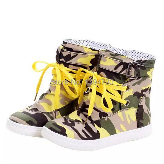 Boots Punk Rock Punk Rock Flat Boots Girls