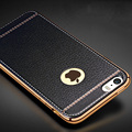 6s Super Fashion Luxury High Quality Plating Design Soft TPU Cover Case For Apple iPhone 6