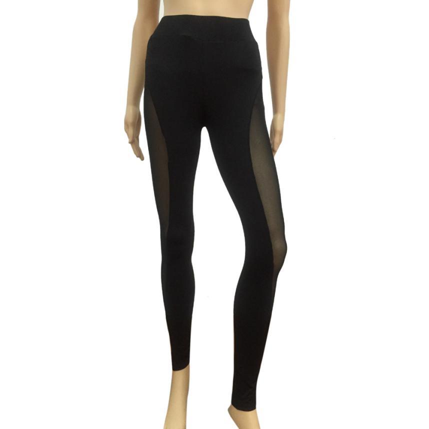 Creative Aliexpresscom  Buy 2015 New Mesh Women Pants Korean Style Casual