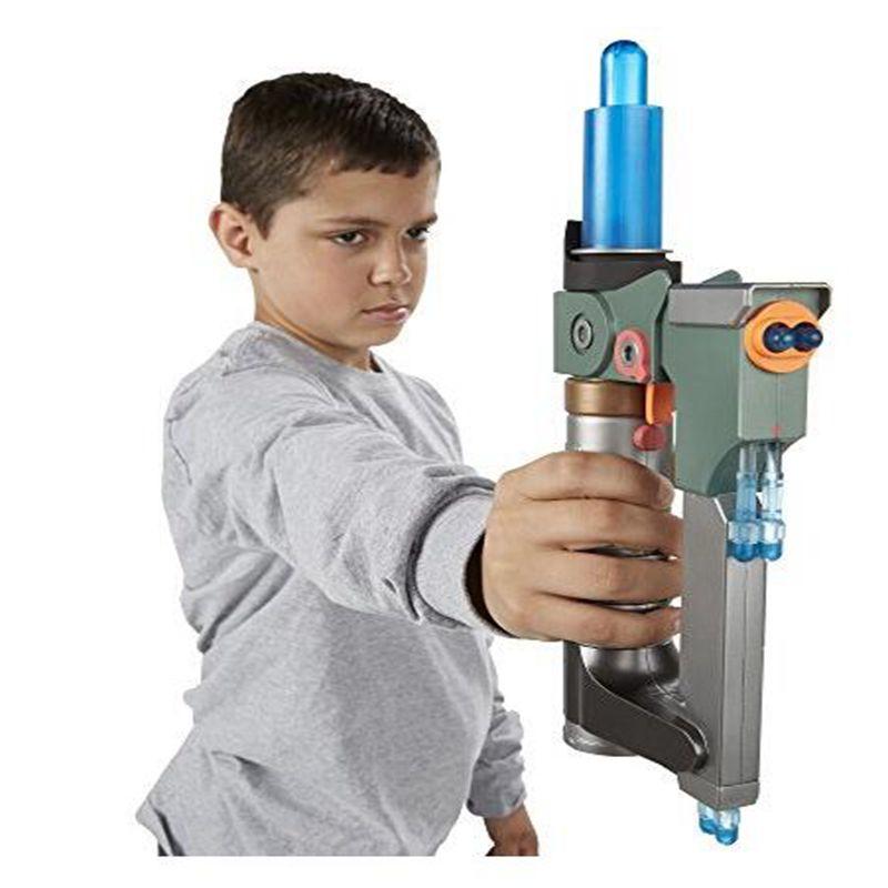 Hot Limit Star Wars Lightsaber gun 70cm Led Flashing sound PVC Action Figure Star Wars gun toys Cosplay kids toys for Gift(China (Mainland))