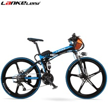 "27 Speed, 36V 10A/15A, 250W, 26"", Magnesium Alloy Rim, Electric Bicycle, Mountain Bike, Folding Bike(China (Mainland))"