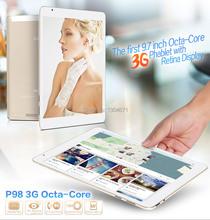 Teclast P98 3G Octa Core MTK8392 Tablet PC Retina 9.7inch 2048x1536 Dual Camera 13.0MP Android 4.4 GPS WCDMA Phone Call 2GB/16GB(China (Mainland))