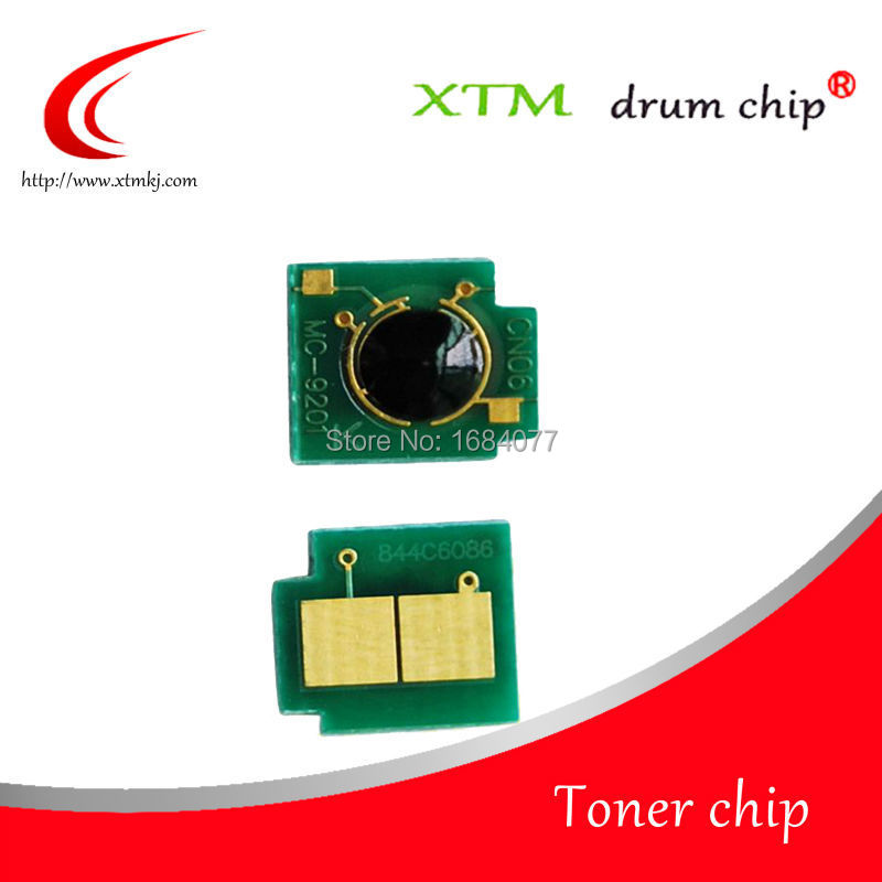 Q6001A Compatible Chip HP Color LaserJet 1600 2600n 2605 2605dn 2605dtn CM1015 1017 HP124 toner cartridge chip can select color(China (Mainland))