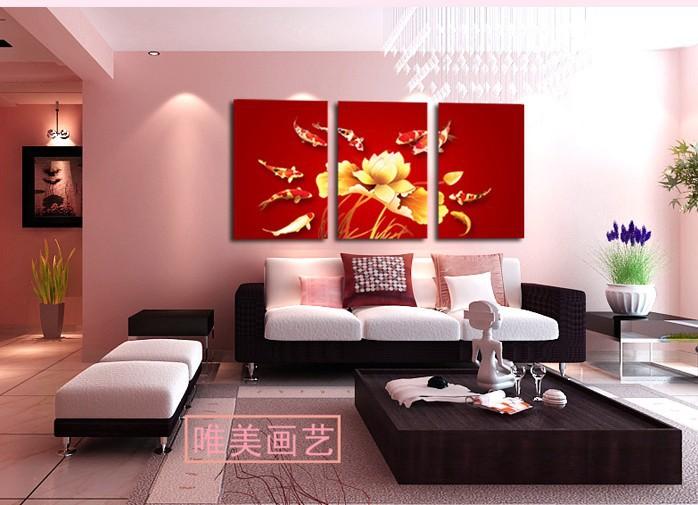 Cuadros elegantes para sala imagui - Cuadros modernos para living ...