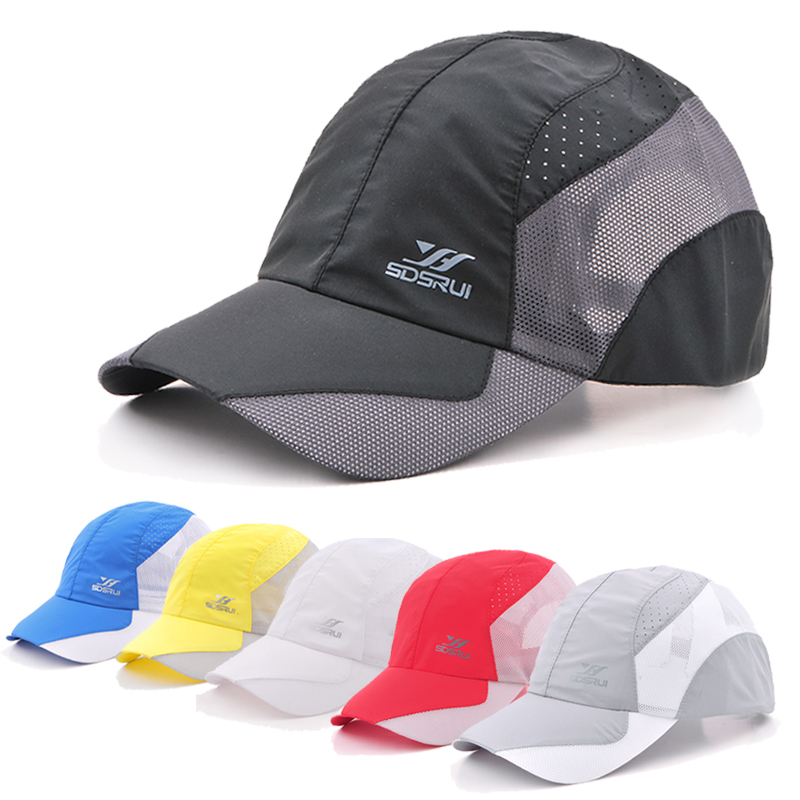 Hat male summer outdoor sunbonnet sunscreen sun hat baseball cap quick-drying breathable sports - Fashion Insider1987 store
