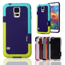"""Candy Double Color ARMOR Soft TPU Hybrid Back Case For Samsung Galaxy S4 I9500 SIV I9505 I9507V 5.0"""" Shockproof Phone Cover Bags(China (Mainland))"""