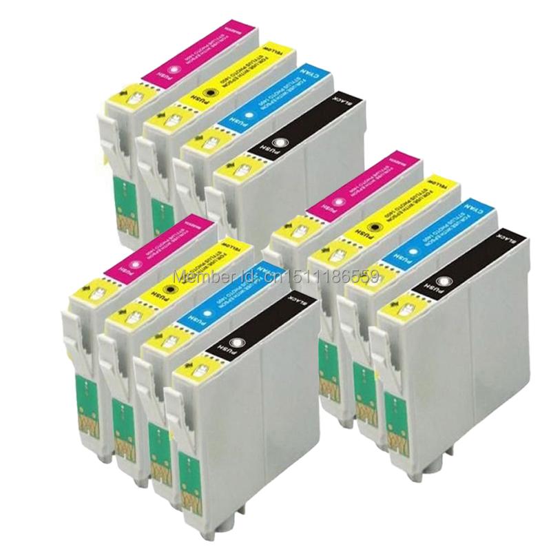 12x Ink Cartridges for Expression Home  XP-102  XP-202 XP-205 XP-305 XP-315 XP-405 XP-415 inkjet printer T1816 XL<br><br>Aliexpress
