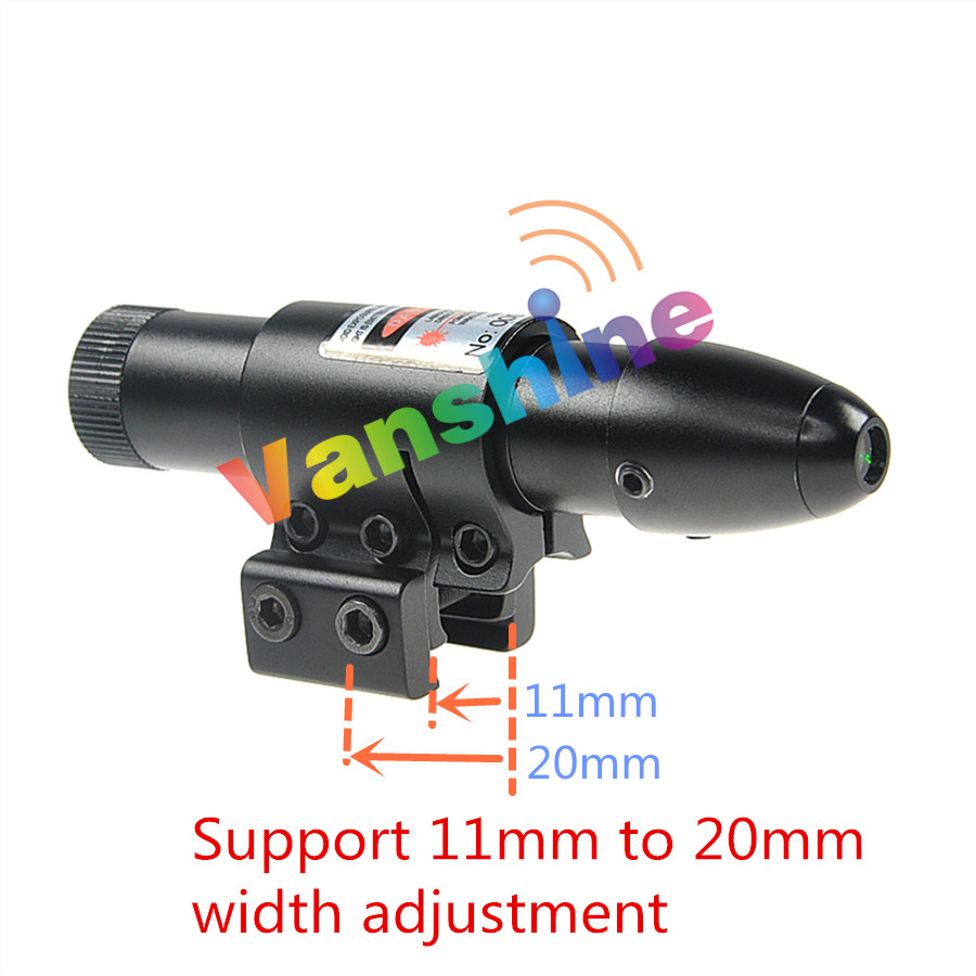 brand new 5mW Powerful Tactical green Laser Sight Aluminum Laser Sight Scope Set for Rifle Pistol Shot small laser hunting<br><br>Aliexpress