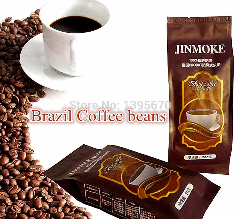 Promotions Top Grade Brazil Coffee beans 227 grams