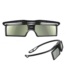 Shutter 3D Glasses Active TV Gafas Bluetooth LCD Lenses 3d Glasses Passive HDTV Blu-Ray Players Electronic Smart Glasses SP138(China (Mainland))