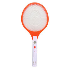 Electric Insect Fly Mosquito Zapper Swatter Killer 3 Net Racket Rechargeable Brand New(China (Mainland))