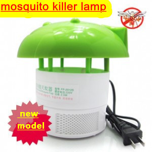 220V Electrical Photocatalyst Lamp Mosquito Killer Bug Insect Moth Fly Catcher Trap 100% Brand New
