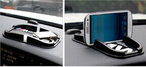 Car Anti Slip pad Rubber Mobile Phone Mat For Hyundai I30 Elantra sedan hatchback IX35 Tucson 2010 2011 2012 2013 2014 AP-117(China (Mainland))