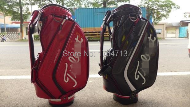 International brands golf bags man new golf club bag bright white package cart golf bag free shipping for EMS(China (Mainland))