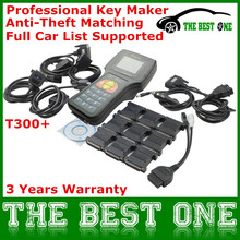 2015 Newest V15.8 T-Code T-300 T300 Key Programmer For Multi-Cars T 300 Auto Transponder Key By Read ECU-IMMO Spanish&English(China (Mainland))