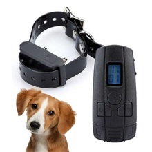 Aetertek 211S LCD Display Remote Safe Shock Collar Small Dog Pet Control Training Shocking Collar with Beep, Vibration methods(China (Mainland))