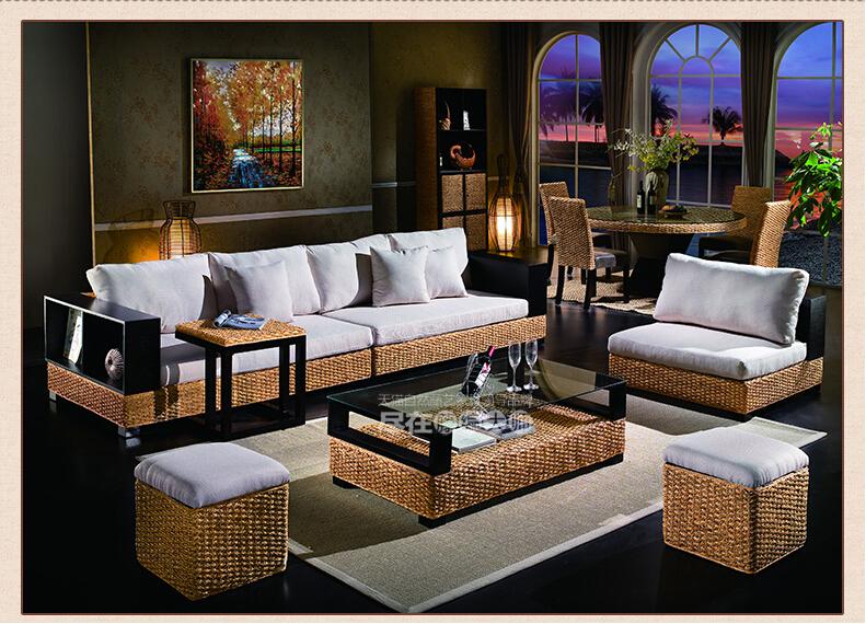 rattanm bel wohnzimmer wohndesign und inneneinrichtung. Black Bedroom Furniture Sets. Home Design Ideas