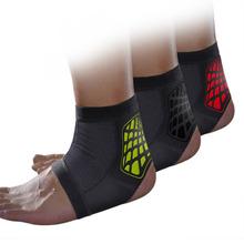 1pcs Hot Neoprene Ankle Support Protect Sport Sock Running Injury Sprain Single(China (Mainland))