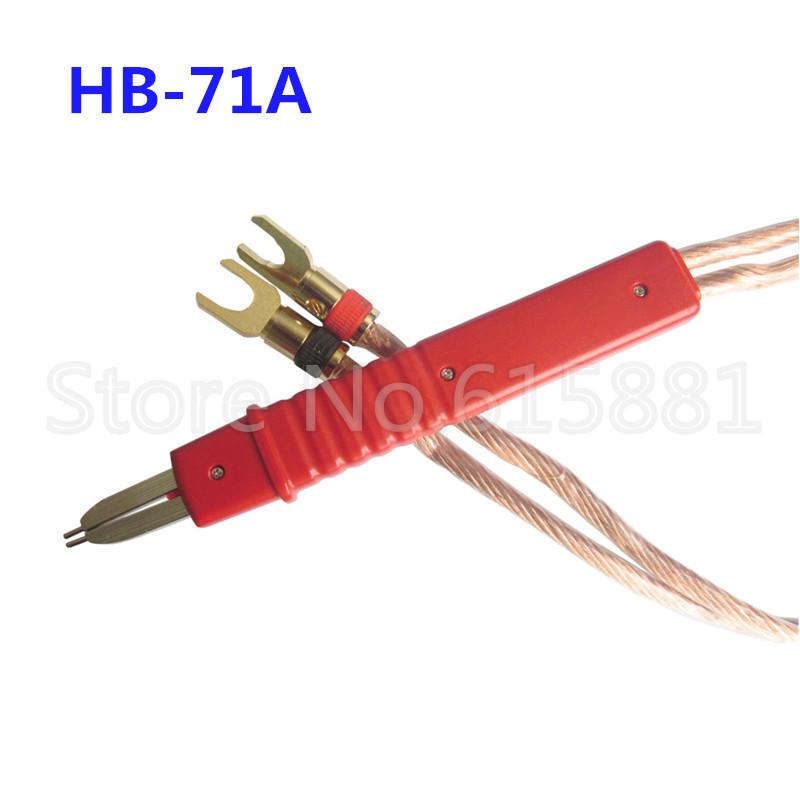 how to use 719a sunnco spot welder
