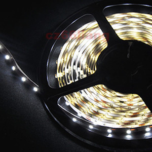 5M Cool White 300 LEDs Non Waterproof 3528 SMD LED Strip Lights 500CM 60leds M