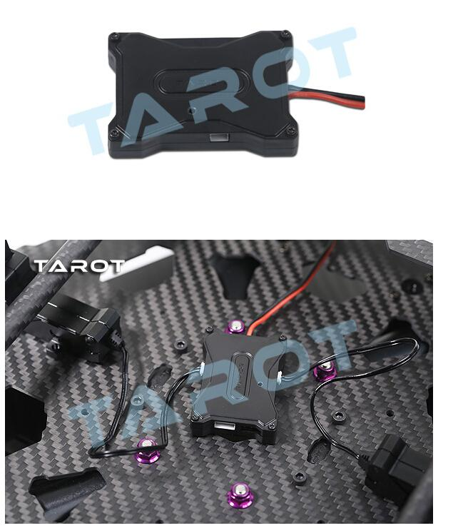 TL8X002 Tarot Electronic Retractable Landing Gear Controller for Quad Hexa Octa Multicopter F11403(China (Mainland))