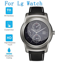 9H Hard Tempered Glass Screen Protector for LG G Watch R W110 Smart Watch Urbane W150 Glass