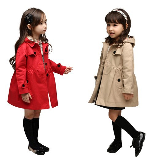 Hot !!! 2 colors kids girl and boys clothes coat autumn spring outwear kids fashion jacket children's clothing free shipping(China (Mainland))