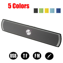Portable Wireless Bluetooth Stereo Speaker TF AUX USB FM Radio with Built-in Mic Hands-free Bass HIFI Sound Speakers Loudspeaker(China (Mainland))