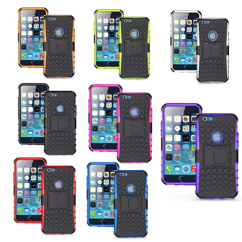 Чехол для для мобильных телефонов Cpaeshop 1 & PC iPhone 6 4,7 i6-Armor чехол для iphone 7 sgp slim armor 042cs20842 ультра черный