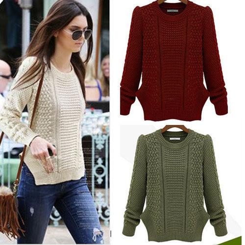 Knitting Fashion 2015 : Aliexpress buy spring winter fashion women