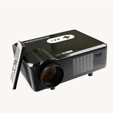 Excelvan CL720D Projector 3000lm HD 720P Support 1080P Led Projector HDMI / VGA/ USB/ AV /DTV Home Theater Multimedia Proyector (China (Mainland))