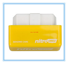 30pcs Nitro OBD2 Benzine Car Chip Tuning Box Plug and Drive OBD2 Chip Tuning Box More Power / More Torque(China (Mainland))