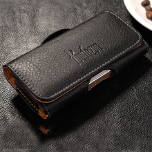 Buy New Top grade Holster skin Waist hanging Belt Clip Leather Pouch Cover Case LG X screen for $2.30 in AliExpress store