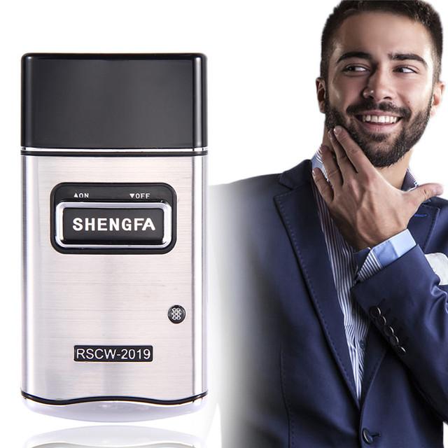 Новый 220 В мужчины электробритвы портативный аккумуляторная сабельная - типа борода ...